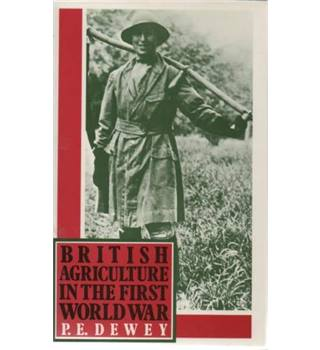 British agriculture in the First World War