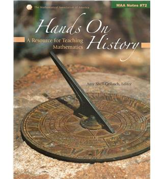 Hands On History: A Resource for Teaching Mathematics