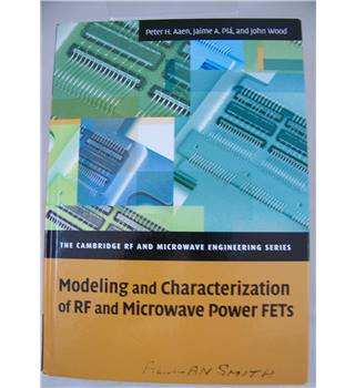 Modeling and characterization of RF and microwave power FETs