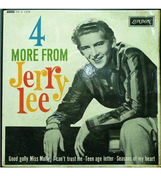 4 More From Jerry Lee - Jerry Lee Lewis - RE-S 1378