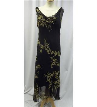 ICE - Size: 8 - Black - Long dress