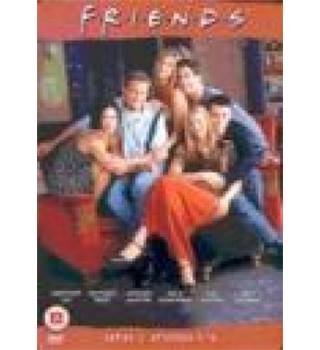 FRIENDS FRIENDS SERIES 5 - EPISODES 9-16 12