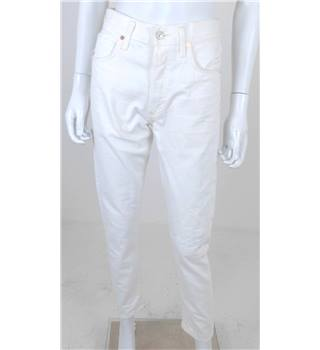 "Citizens of Humanity Size: 24"" White Jeans"