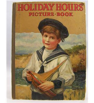 Holiday Hours Picture Book