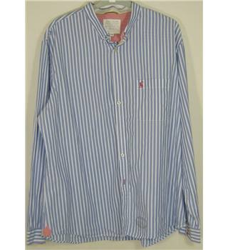 new concept 85fa8 32246 Joules 'Tom Joule' XXL Blue and White Striped Shirt   Oxfam GB   Oxfam's  Online Shop