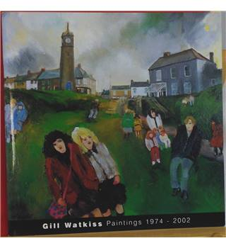 Gill Watkiss Paintings 1974 - 2002