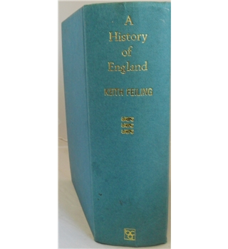 A History Of England From The Coming of the English to 1918