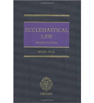 Ecclesiastical law
