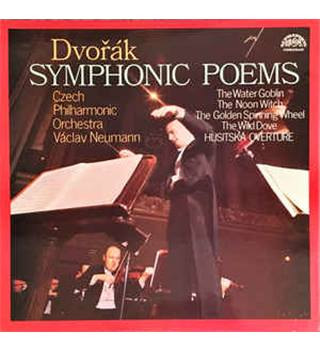 Dvorak Symphonic Poems The Czech Philharmonic Orchestra , conducted by Václav Neumann