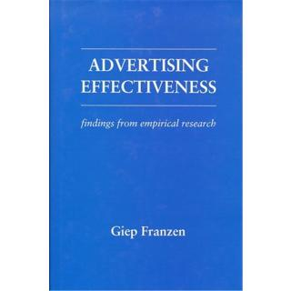 Advertising effectiveness