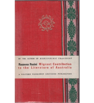 Migrant Contribution to the Literature of Australia