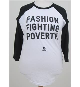 Fashion Fighting Poverty, size S T-Shirt