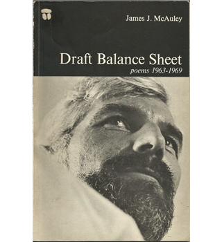 Draft Balance Sheet: poems 1963-1969