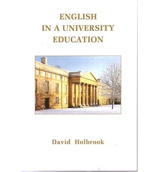 English in a university education