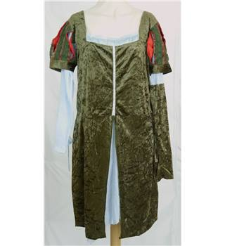SNOW WHITE and THE HUNTSMAN - Size: Large - Green - Costume Dress