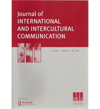 Journal of International and Intercultural Communication Volume 1 Number 2 May 2008