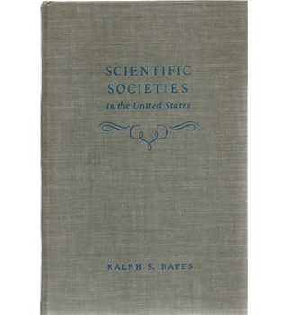 Scientific Societies in the United States
