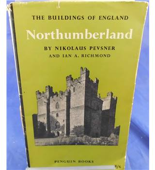 The Buildings of England: Northumberland