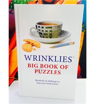 Wrinklies Big Book of Puzzles