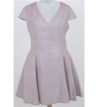 True Decadence Size: 14  Pink Knee length dress
