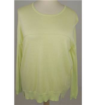 Unbranded Oversized Lime Green Jumper