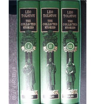 Leo Tolstoy - The Collected Stories - 3 Volumes Set
