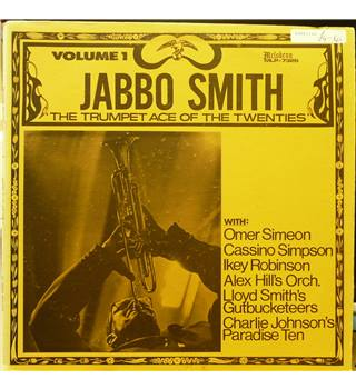 The Trumpet Ace Of The Twenties - Volume One Jabbo Smith - MLP 7326
