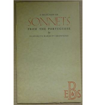 A selection of Sonnets from the Portuguese