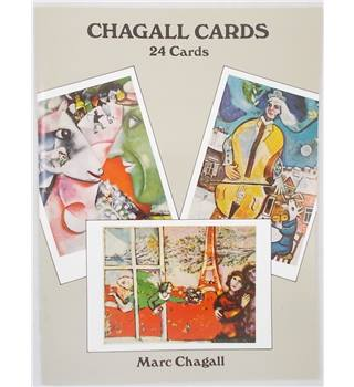 Chagall Cards - 24 Cards