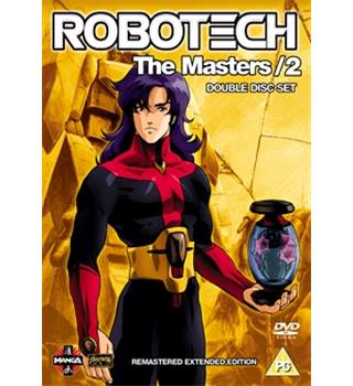 Robotech : The Masters Vol. 2 - PG