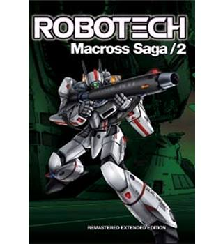 Robotech :  Macross Saga Vol 1 & 2 (Remastered) - PG