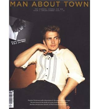 Man About Town (Issue 2)