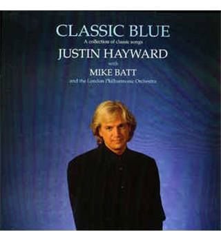 Classic Blue Justin Harward with Mike Batt