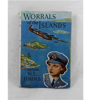 Worrals of the islands