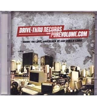 Drive-Thru Records and PureVolume.com [CD]