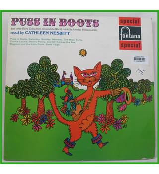 Puss In Boots and other Fairy Tales from Around the World - Amabel Williams-Ellis/Cathleen Nesbitt - SLF14106