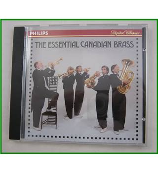 The Essential Canadian Brass - Canadian Brass - 432 571-2