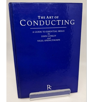 The art of conducting-Rare copy