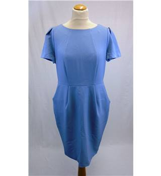 Marks & Spencer - Size 12 - Blue Dress