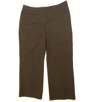 "M&S Marks & Spencer - Size: 36"" - Brown - Trousers"