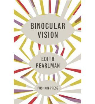 Binocular Vision - Edith Pearlman - Signed 1st UK Edition