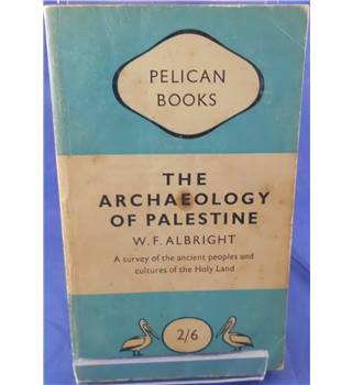 The Archaeology of Palestine