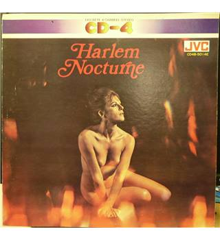 Harlem Nocturne - Fascinating Tenor Sax - Y. Matsuura And Orchestra - CD4B-5014E