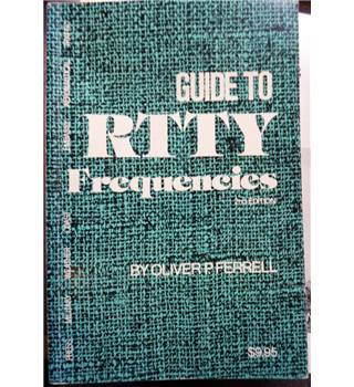 Guide to RTTY Frequencies