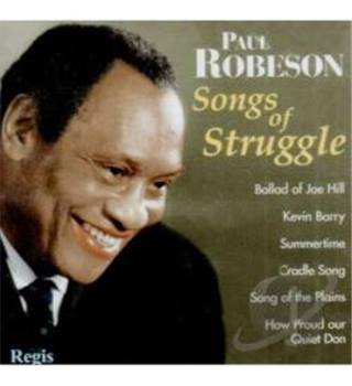 Songs of Struggle (& more) (CD) Robeson, Paul