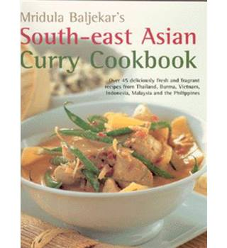 Mridula Baljekar's south-east Asian curry cookbook