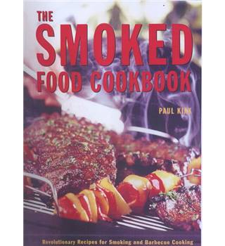 The smoked food cookbook