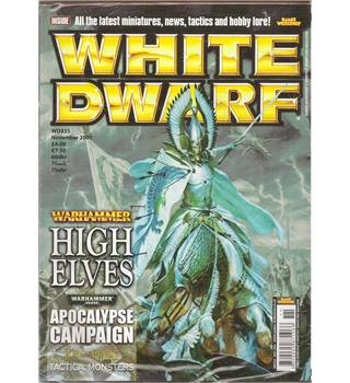 White Dwarf November 2007