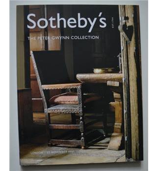 Sotheby's Catalogue - The Peter Gwynn Collection - 27 Nov. 2001