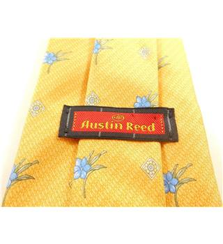 Austin Reed One Size Yellow Tie